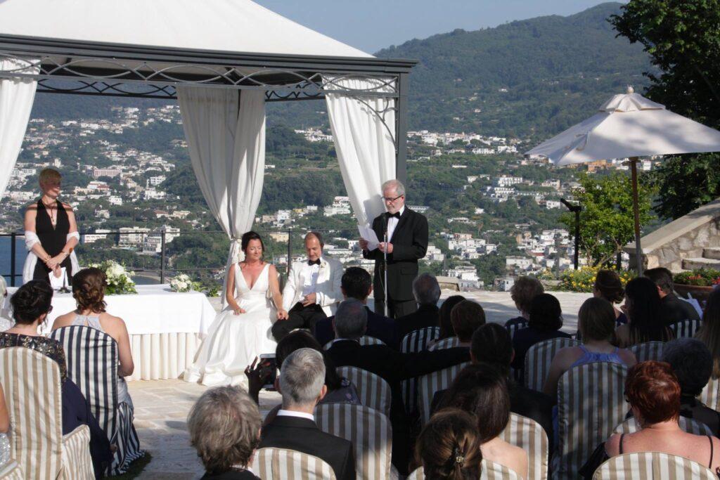 matrimoni ad Ischia wedding in Ischia...speeches