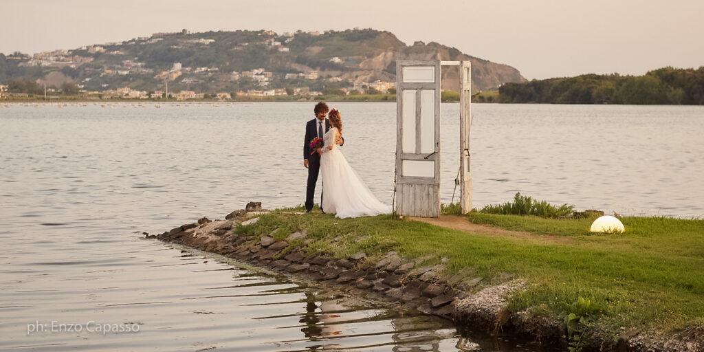 Sposi a Villa Riflesso