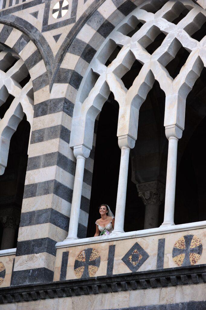 matrimoni al duomo di Amalfi