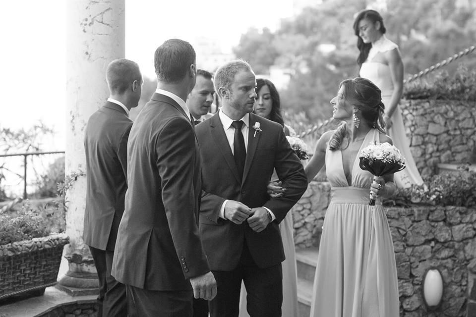 bridemaids and bestmen