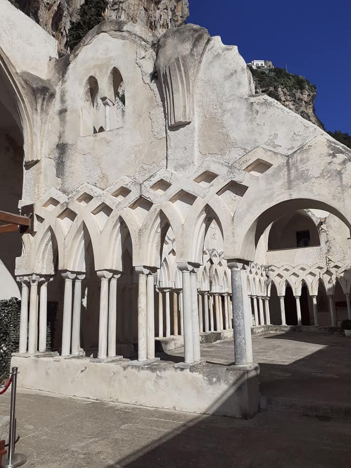 Matrimonio in costiera Convento Amalfi