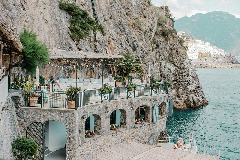 location per il matrimonio Amalfi Santa Caterina