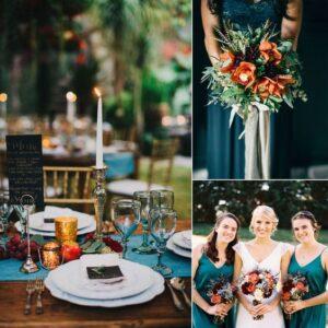 Matrimonio in autunno:ottanio