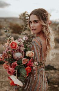 Matrimonio in autunno.Bouquet.