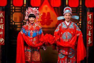 Matrimonio cinese: il gipao.