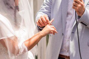 matrimonio ebraico: anello