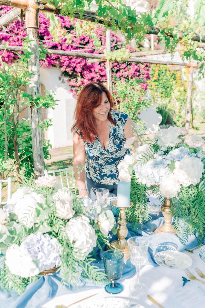 Wedding planner Napoli Melina Mirenghi