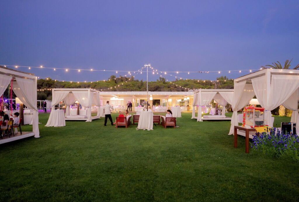 prato e spiaggia matrimonio a paestum