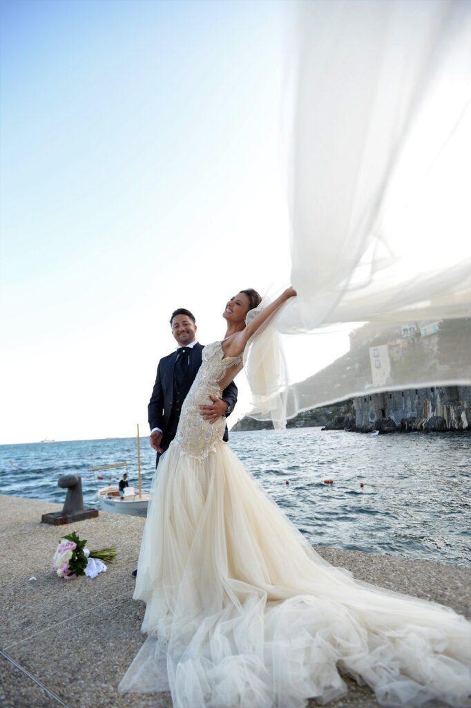 abito da sposa Galia Lahav