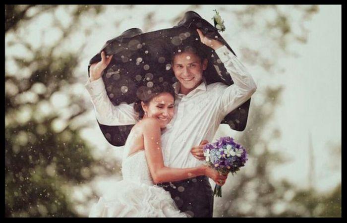 Piano B per il matrimonio: non solo per la pioggia.