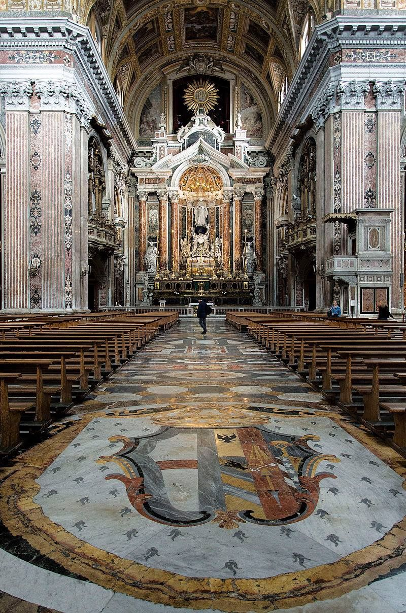 Le chiese più belle per sposarsi a Napoli : Gesù nuovo