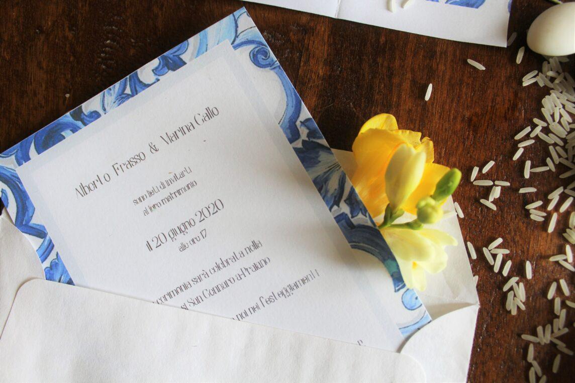Partecipazioni di matrimonio & Co. : parliamone.