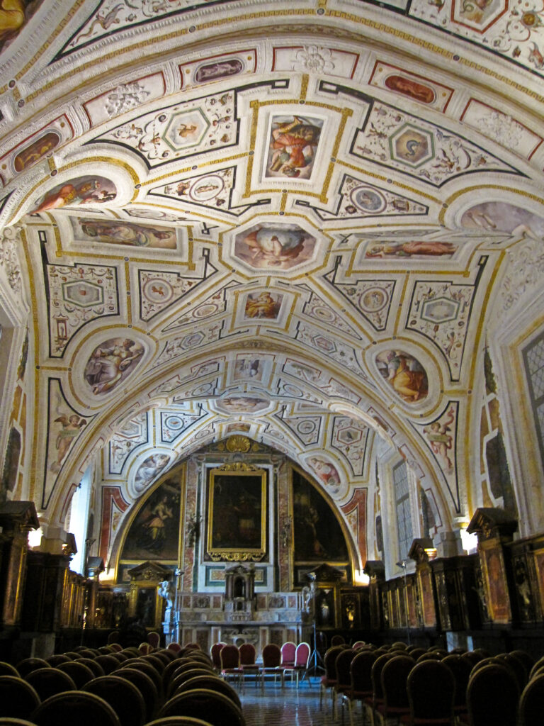 chiese a Napoli wedding planner Melina Mirenghi