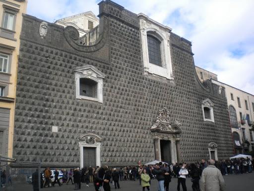 Chiesa del gesu' Nuov matrimoni Napoli
