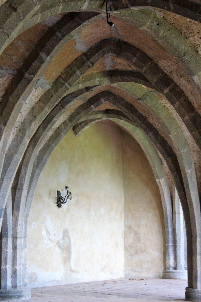Villa Cimbrone Cripta